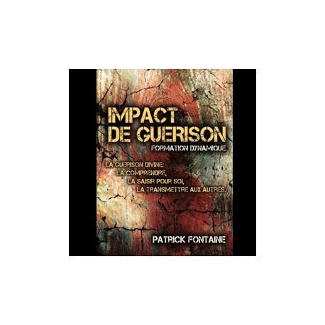 Impact de Guérison - DVD