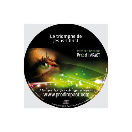 Le triomphe de Jésus-Christ