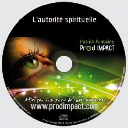 L'autorité spirituelle